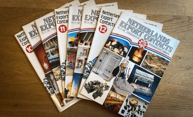 Tijdschriften NEC