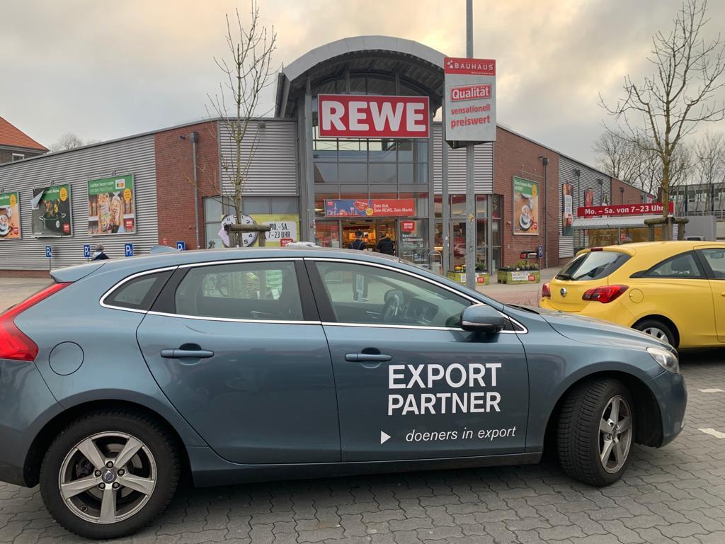 Rewe Duitsland Retailer