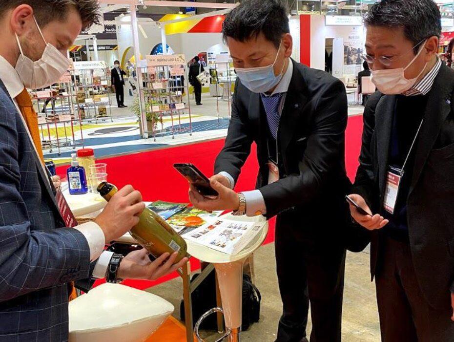 Marktonderzoek export partner Foodbeurs Japan 2021